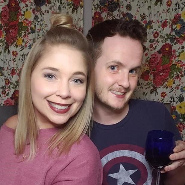 Katy and Nathan