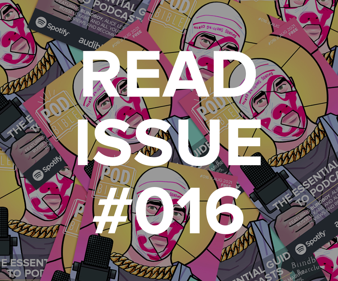 Read Issue #016 featuring Blindboy