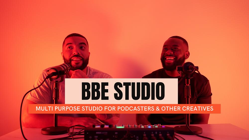 BBE Studio multi purpose studio