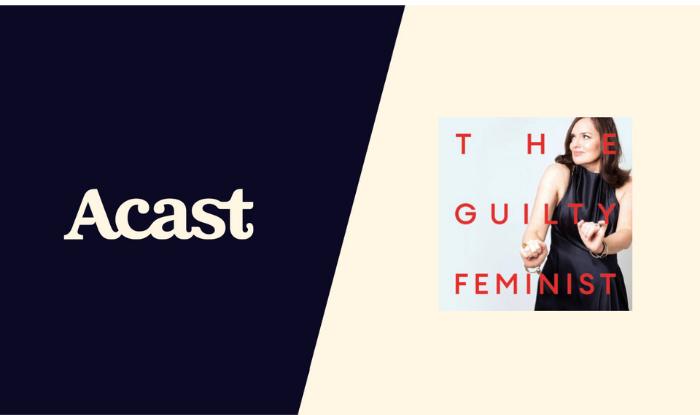 Acast x Guilty Feminist