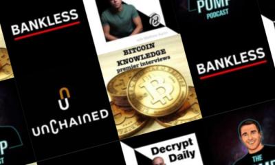 Crypto podcasts