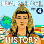 Homeschool history podcast