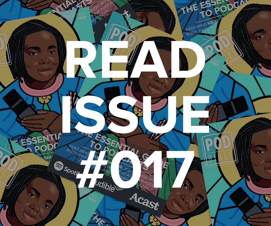 Read Issue #017 featuring Kelechi Okafor